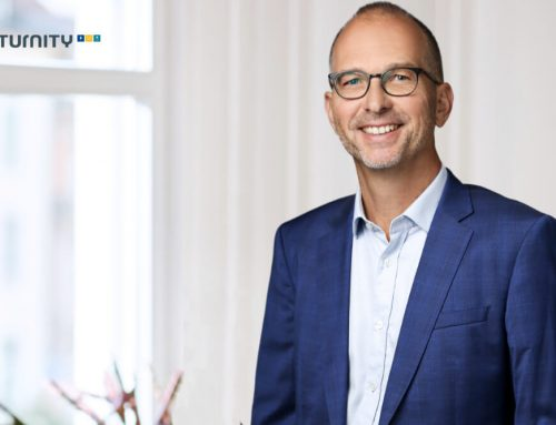 Jochen Ganz is the new President of the Eturnity Board of Directors