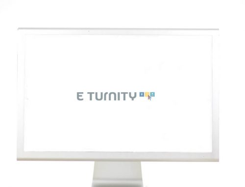 New appearance of the Eturnity website